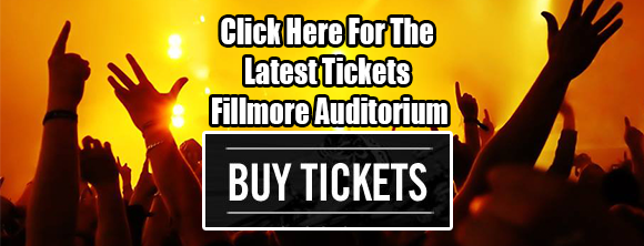 buy Fillmore Auditorium tickets