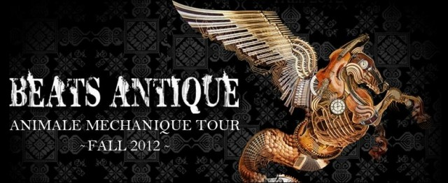Beats-Antique-Animale-Mechanique-Tour-at-the-Fillmore-Auditorium
