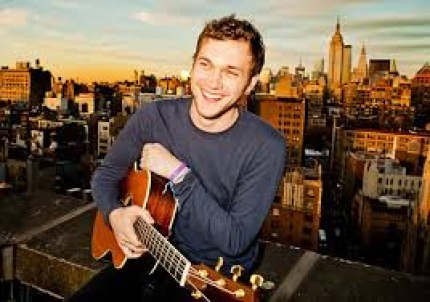 Phillip Phillips at the Fillmore Auditorium