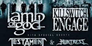 Killswitch Engage & Lamb of God at the Fillmore Auditorium