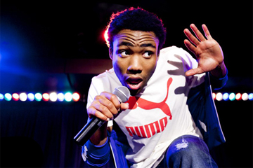 Childish Gambino at Fillmore Auditorium