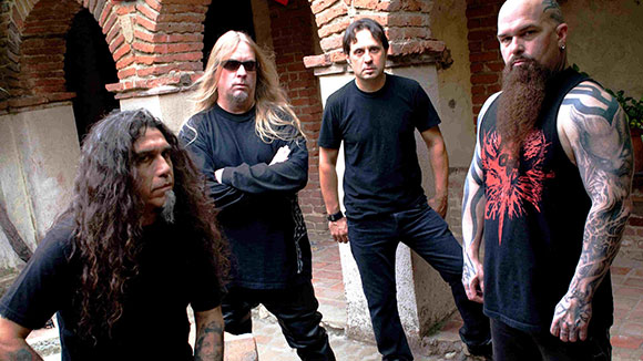 Slayer at Fillmore Auditorium