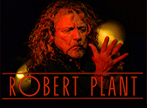 Robert Plant at Fillmore Auditorium