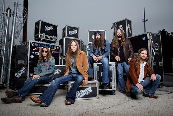 Blackberry Smoke, The Temperance Movement & The Ben Miller Band at Fillmore Auditorium