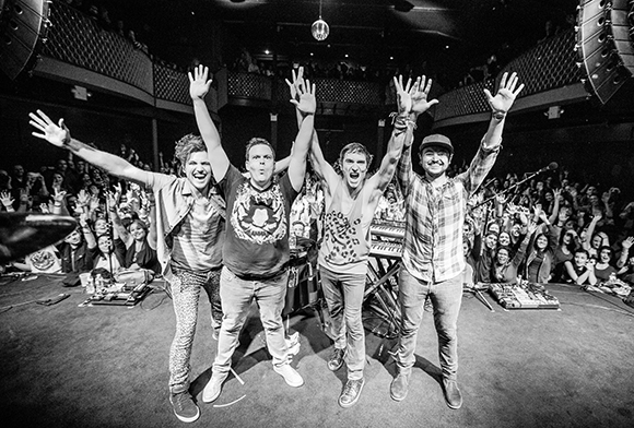 Walk The Moon & The Griswolds at Fillmore Auditorium