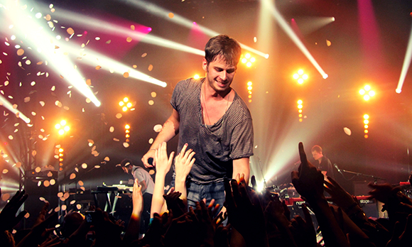 Foster The People & Milo Greene at Fillmore Auditorium