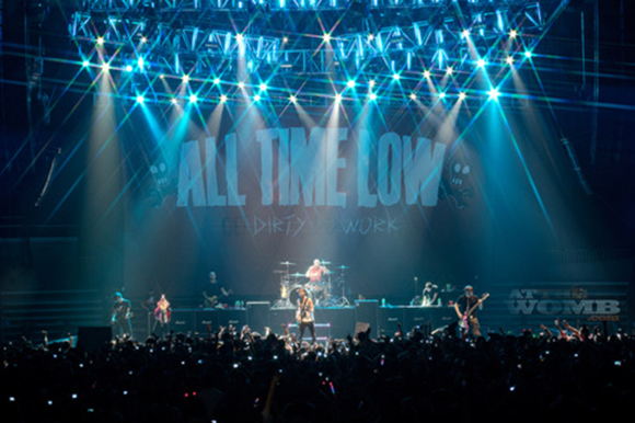 All Time Low, Issues, Tonight Alive & State Champs at Fillmore Auditorium
