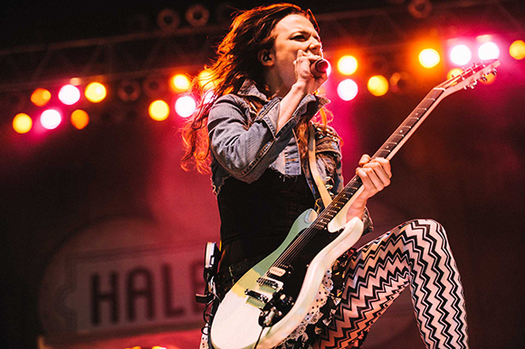 Halestorm & The Pretty Reckless at Fillmore Auditorium