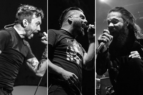 Rise Against, Killswitch Engage & Letlive at Fillmore Auditorium