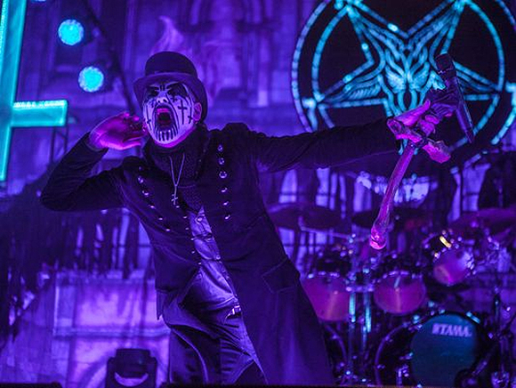 King Diamond at Fillmore Auditorium