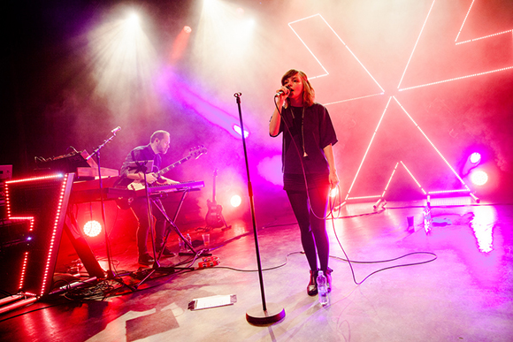 Chvrches at Fillmore Auditorium
