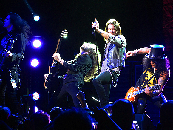 Slash, Myles Kennedy & The Conspirators at Fillmore Auditorium