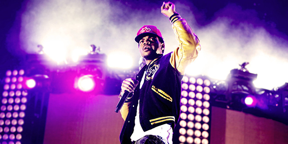 Chance The Rapper at Fillmore Auditorium