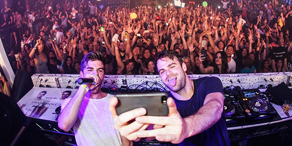 The Chainsmokers at Fillmore Auditorium