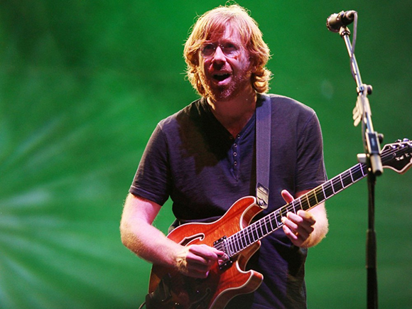 Trey Anastasio at Fillmore Auditorium
