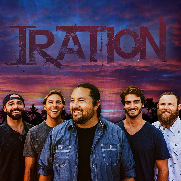 Iration & Pepper at Fillmore Auditorium