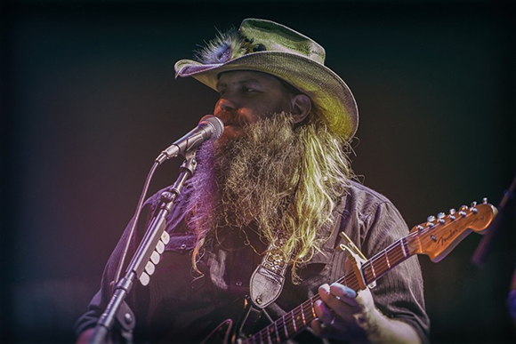 Chris Stapleton at Fillmore Auditorium