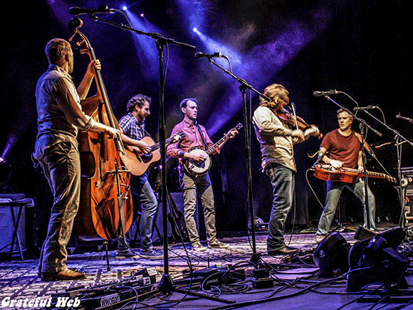 The Infamous Stringdusters at Fillmore Auditorium