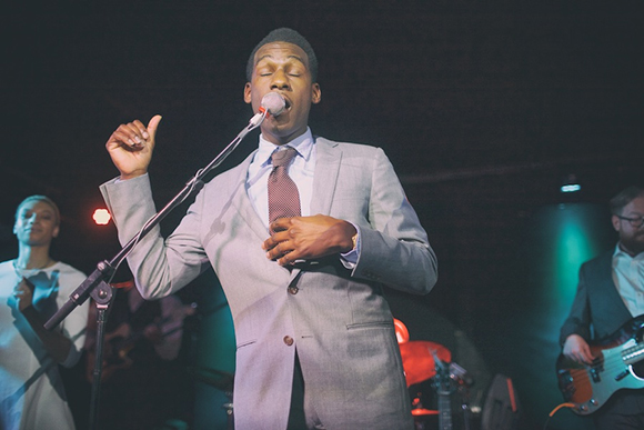 Leon Bridges at Fillmore Auditorium