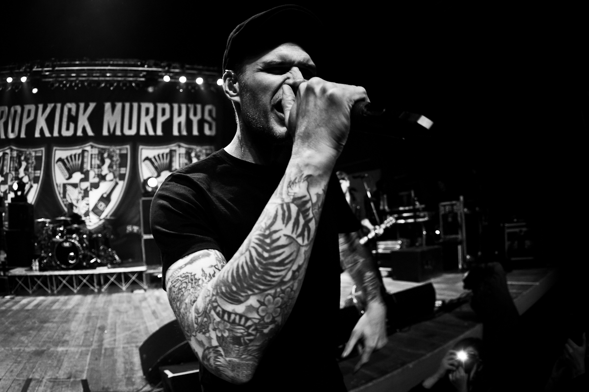 Dropkick Murphys at Fillmore Auditorium
