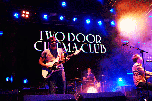 Two Door Cinema Club at Fillmore Auditorium