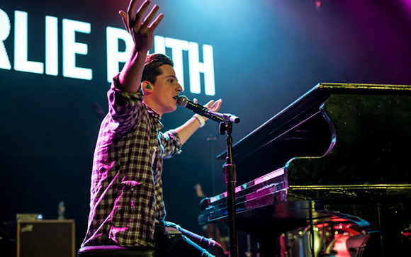 Charlie Puth at Fillmore Auditorium