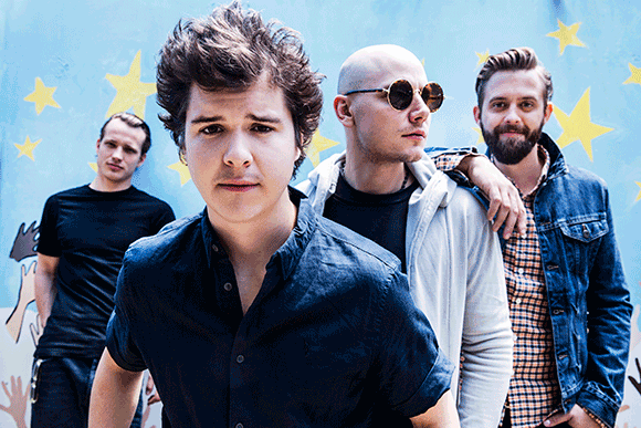 Lukas Graham at Fillmore Auditorium