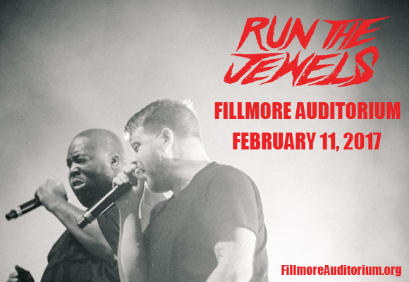 Run The Jewels at Fillmore Auditorium