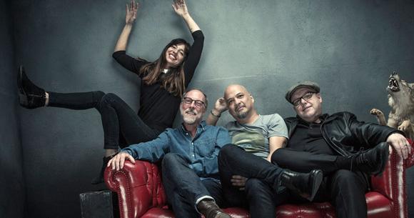 Pixies at Fillmore Auditorium