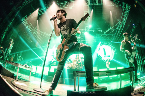 All Time Low at Fillmore Auditorium