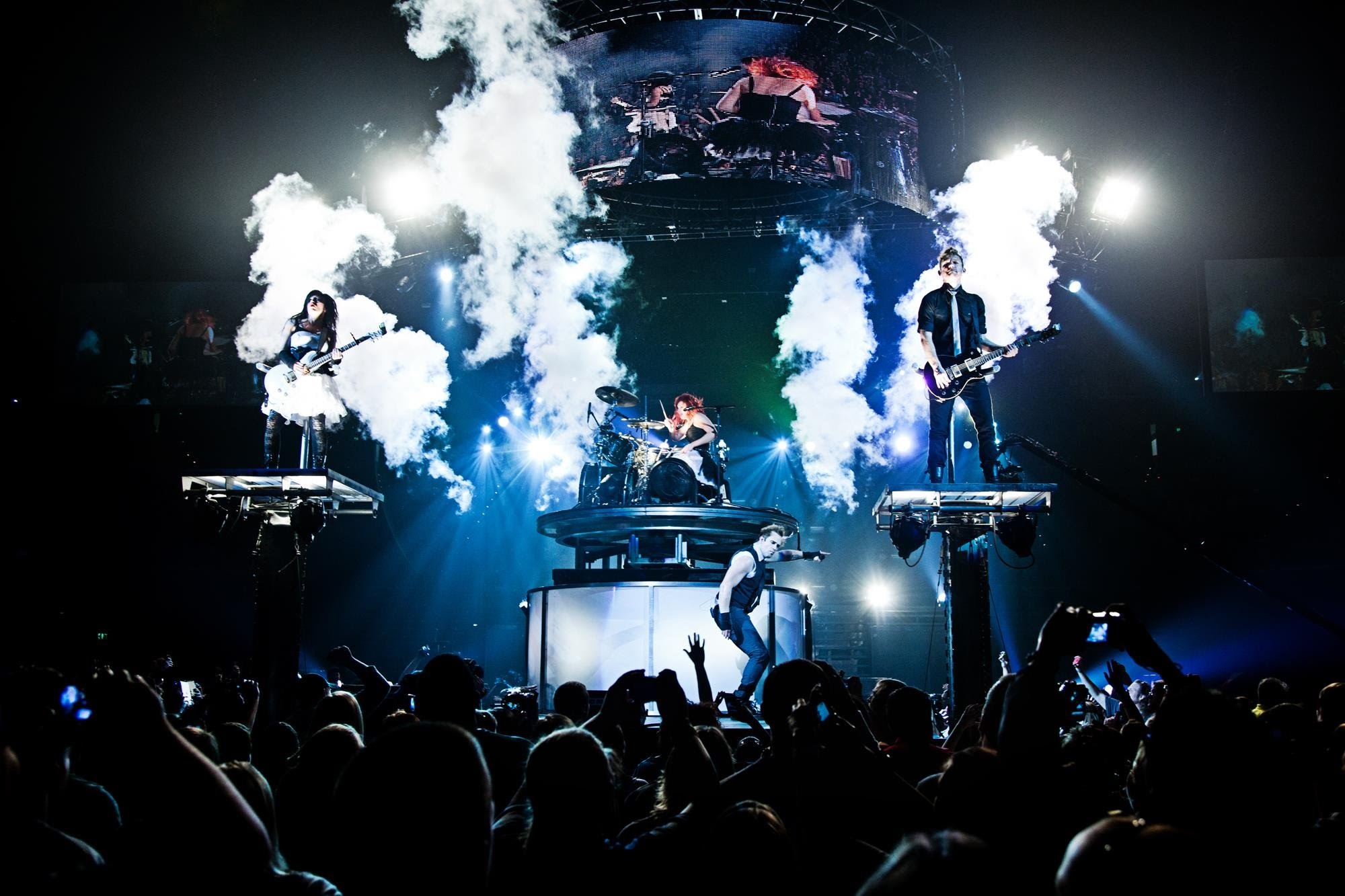 Skillet at Fillmore Auditorium