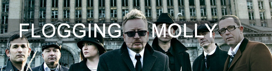 Flogging Molly at Fillmore Auditorium