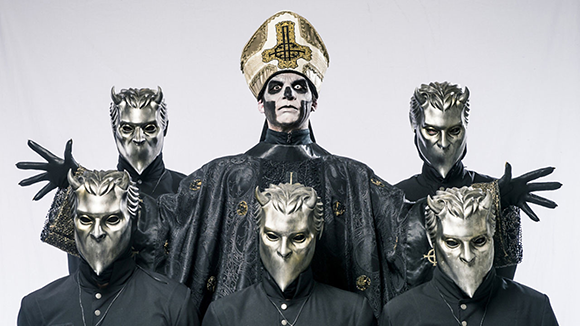 Ghost B.C. at Fillmore Auditorium