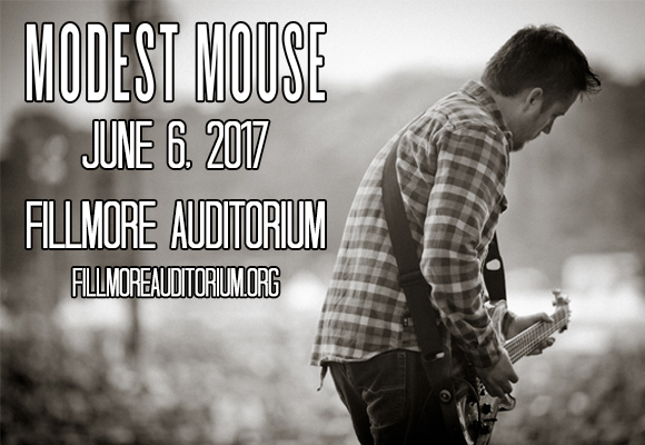 Modest Mouse at Fillmore Auditorium