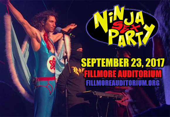 Ninja Sex Party at Fillmore Auditorium