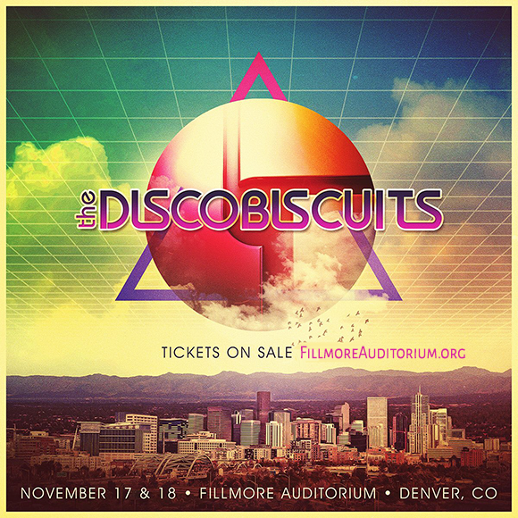 The Disco Biscuits at Fillmore Auditorium