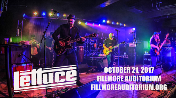 Lettuce at Fillmore Auditorium