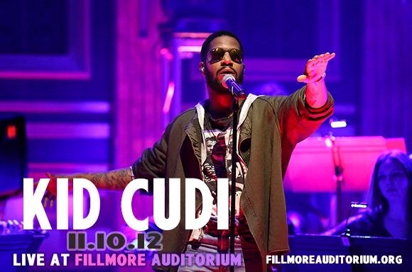 Kid Cudi at Fillmore Auditorium