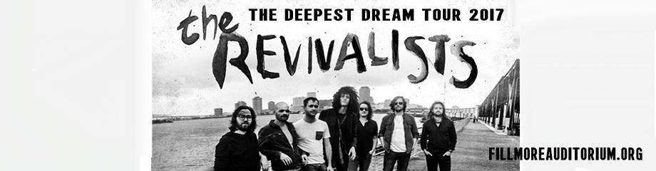 The Revivalists at Fillmore Auditorium