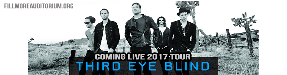 Third Eye Blind at Fillmore Auditorium