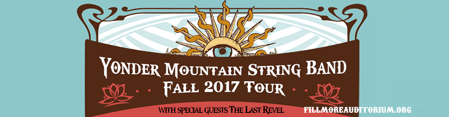 Yonder Mountain String Band at Fillmore Auditorium