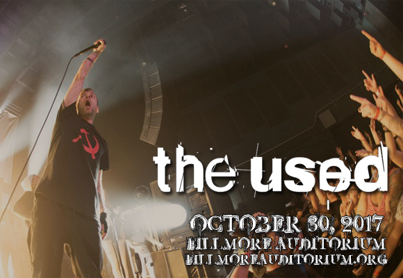 The Used at Fillmore Auditorium