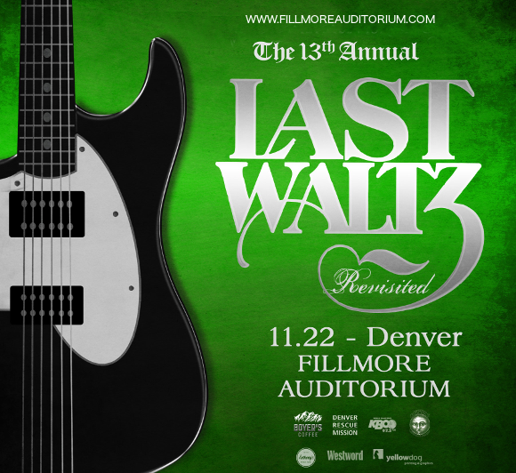 The Last Waltz at Fillmore Auditorium