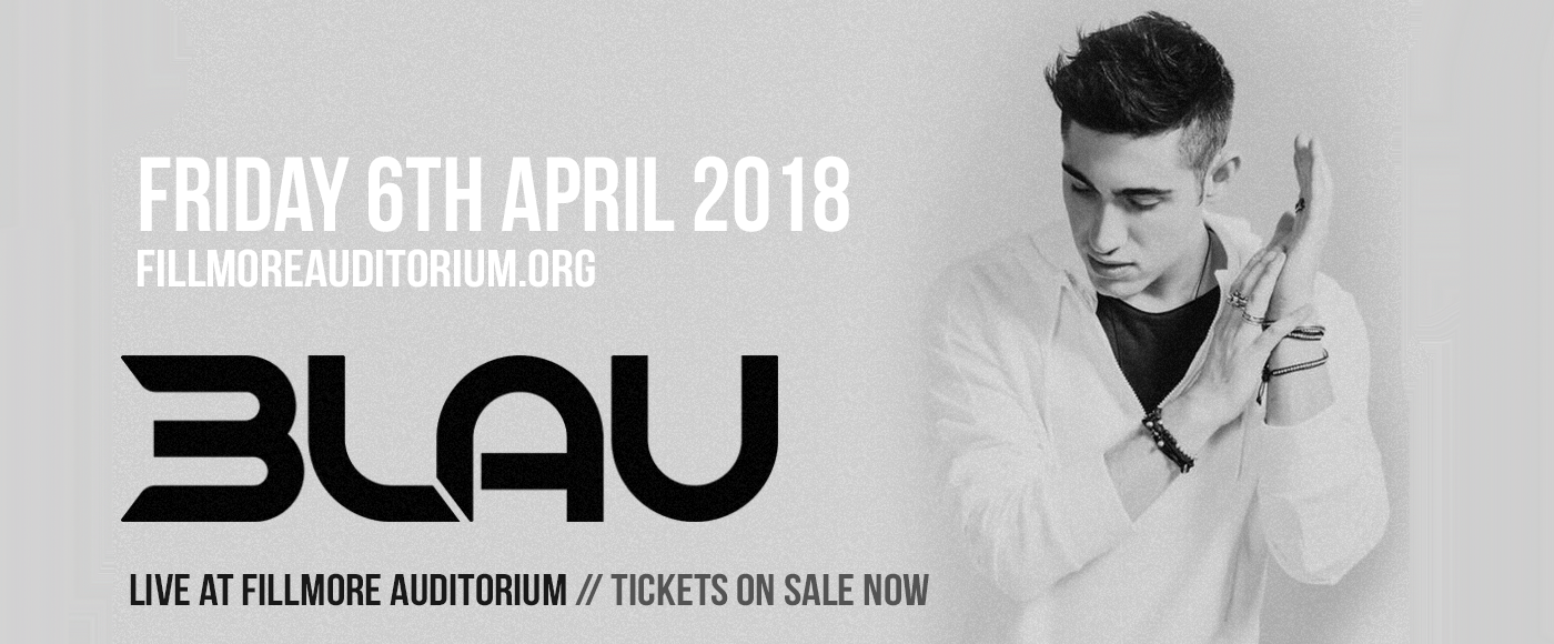 3LAU at Fillmore Auditorium