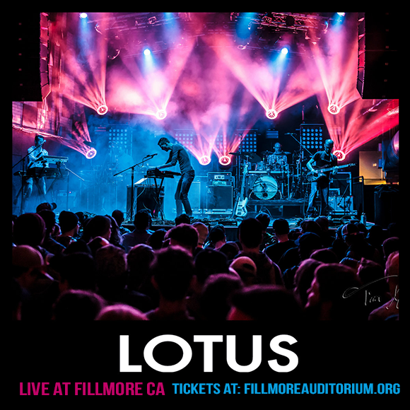 Lotus at Fillmore Auditorium