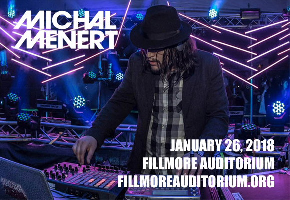 Michal Menert, Breaking Biscuits & Late Night Radio at Fillmore Auditorium