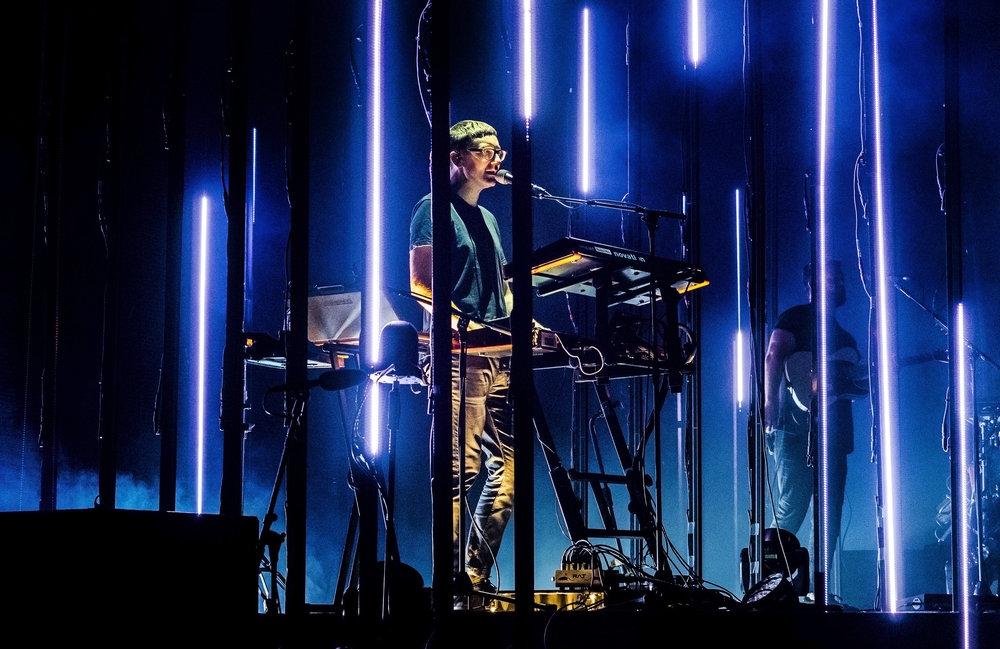Alt-J at Fillmore Auditorium