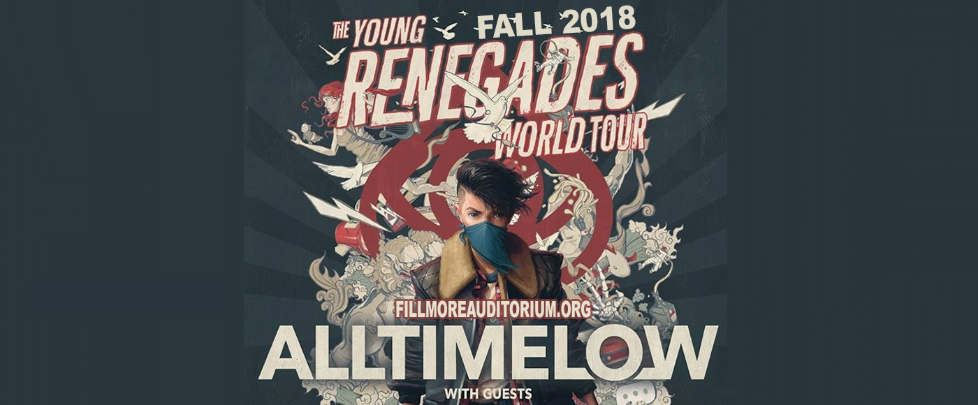 All Time Low & Dashboard Confessional at Fillmore Auditorium