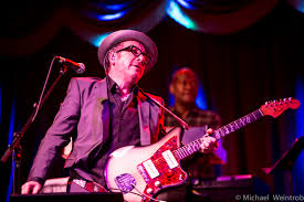 Elvis Costello at Fillmore Auditorium