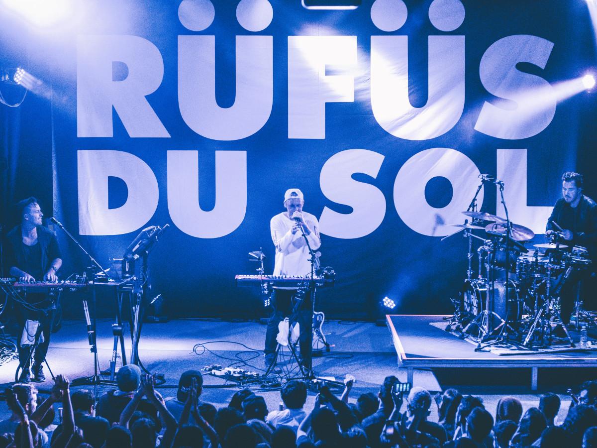 Rufus Du Sol at Fillmore Auditorium